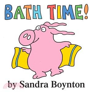 Bath Time! (洗澡書)