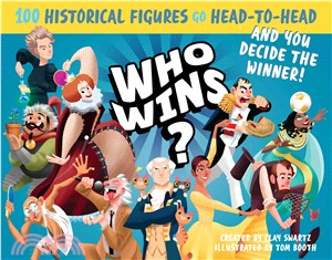 Who Wins? ─ 100 Historical Figures Go Head-to-Head and You Decide the Winner!