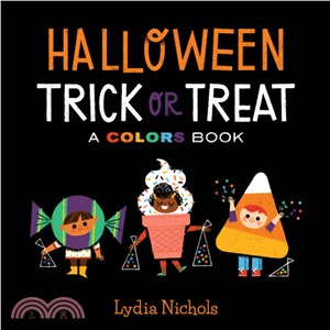 Halloween Trick or Treat ― A Colors Book