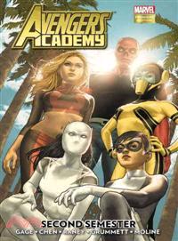 Avengers Academy—Second Semester