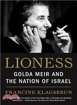 Lioness ― Golda Meir and the Nation of Israel