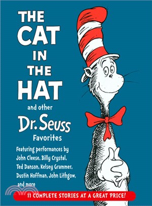 The Cat in the Hat and Other Dr. Seuss Favorites (2CD不附書)