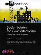Social Sciences for Counterterrorism: Putting the Pieces Together