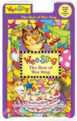 Wee Sing the Best of Wee Sing (1平裝+1CD)