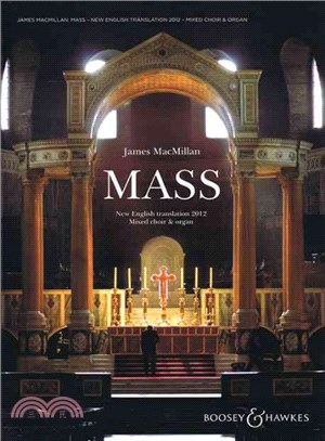 Mass ― Mixed Choir and Organ