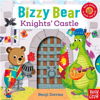 Bizzy Bear: Knights' Castle (硬頁書)(英國版)