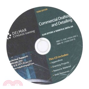 Student Cd for Jefferis/Smith's Commercial Drafting and Detailing