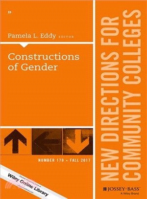 Constructions of Gender ─ Fall 2017