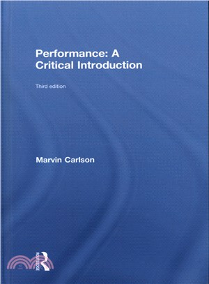 Performance ― A Critical Introduction