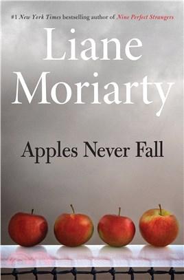 Apples Never Fall (平裝本)