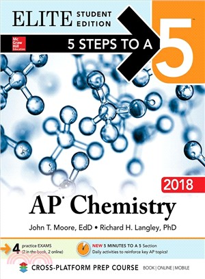 McGraw-Hill 5 Steps to a 5 Ap Chemistry 2018 ― Elite Student Edition