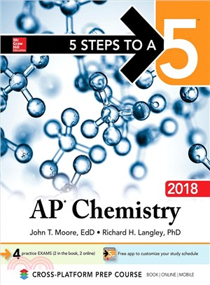 McGraw-Hill 5 Steps to A 5 Ap Chemistry 2018