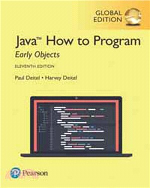 JAVA HOW TO PROGRAM (EARLY OBJECTS) 11/E (GE)