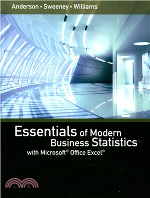 Essentials of Modern Business Statistics With Microsoft Excel + Lms Integrated for Aplia, 1-term Access