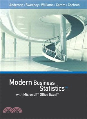 Modern Business Statistics With Microsoft Excel + Xlstat Education