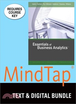 Essentials of Business Analytics + Lms Integrated for Mindtap Business Statistics, 6-month Access