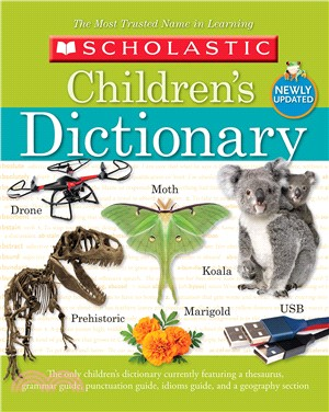 Scholastic Children's Dictionary 2019