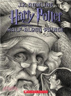 Harry Potter and the Half-blood Prince (美國版)(20週年紀念版)