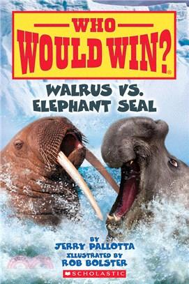 Walrus V.S. Elephant Seal (Who Would Win?)