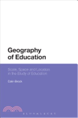 Geography of Education ― Scale, Space and Location in the Study of Education