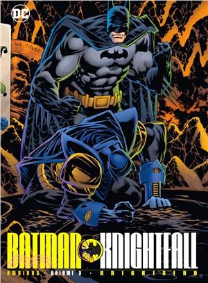 Batman Knightfall Omnibus 3 - Knightsend