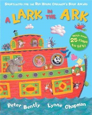 A Lark in the Ark (with over 25 flaps to lift)