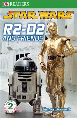 DK Readers Star Wars R2-D2 & Friends