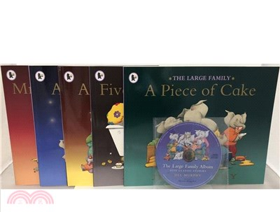 The Large Family set (5平裝+1CD)