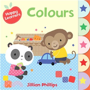 Happy Learners: Colours