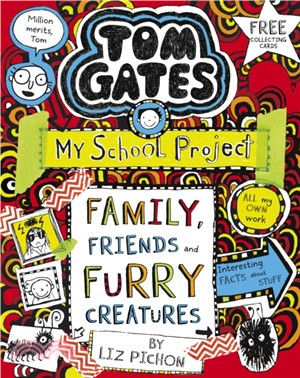 Tom Gates 12:Family, Friends and Furry Creatures (平裝本) (英國版)