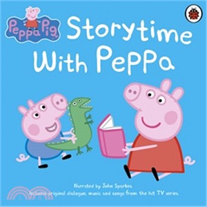 Peppa Pig: Storytime with Peppa (單CD,不附書)