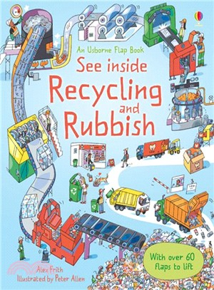 See Inside Recycling and Rubbish (硬頁書)