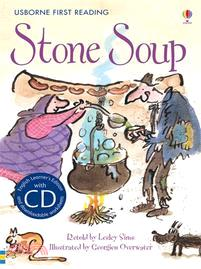 Stone Soup (Book + CD) -初級