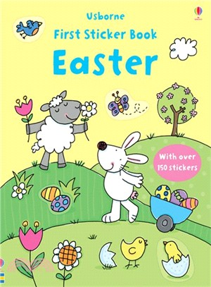 First Sticker Books Easter (貼紙書)
