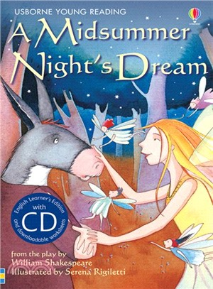 A Midsummer Night's Dream (Book + CD)