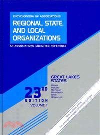 Encyclopedia of Associations Regional, State, and Local Organizations