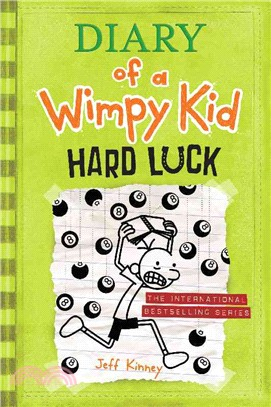 Diary of a Wimpy Kid #8: Hard Luck (美國版)