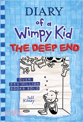 Diary of a Wimpy Kid #15: The Deep End (美國版)(精裝本)