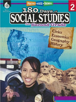 180 Days of Social Studies for Second Grade ― Practice, Assess, Diagnose
