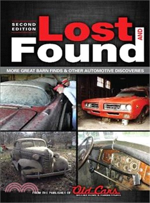 Lost and Found—More Great Barn Finds & Other Automotive Discoveries