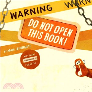 Warning ─ Do Not Open This Book!