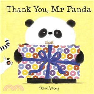 Thank You, Mr Panda (平裝本)