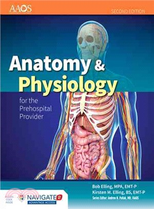 Anatomy & Physiology for Prehospital Providers + Navigate Advantage Access
