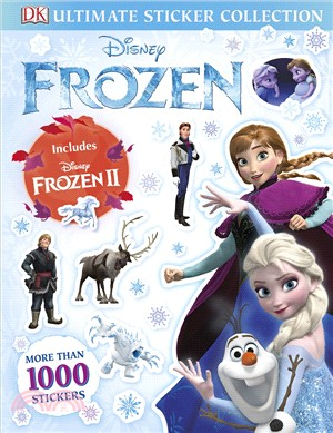 Frozen Ultimate Sticker Collection ― Includes Disney Frozen 2