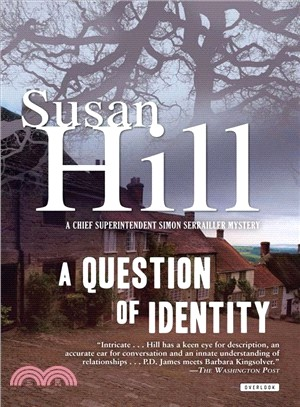 A Question of Identity ― A Simon Serrailler Mystery