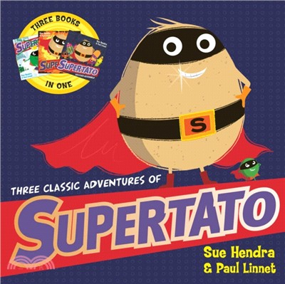 Three Classic Adventures of Supertato