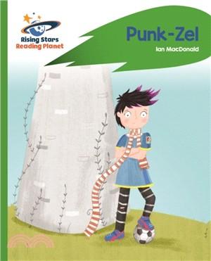 Reading Planet - Punk-Zel - Green: Rocket Phonics