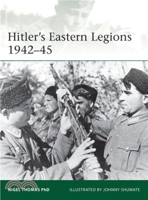 Hitler's Eastern Legions 1941–45