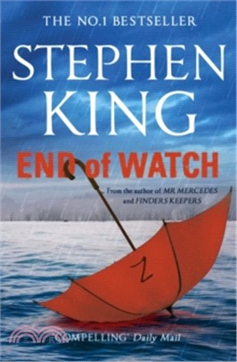 The Bill Hodges Trilogy #3: End of Watch (平裝本)(英國版)