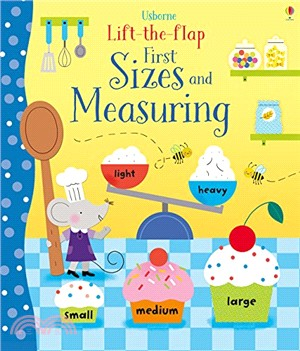 First Sizes and Measuring (硬頁翻翻書)